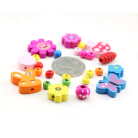 bulk soft loose silicone beads for baby teething BPA and FDA approved jewelry