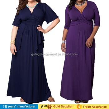 Vestidos de noche para embarazadas 2014
