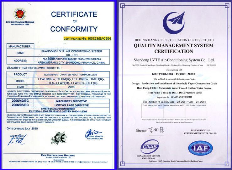 Ltlf Series Chiller 80 1000kw Air Cooled Water Chiller