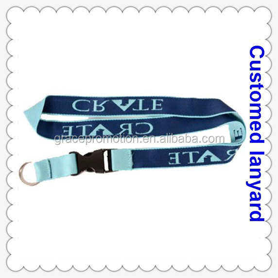 Key Holder Neck Strap/ ID Card Holder Lanyard with Card/ Custom Printed Lanyard