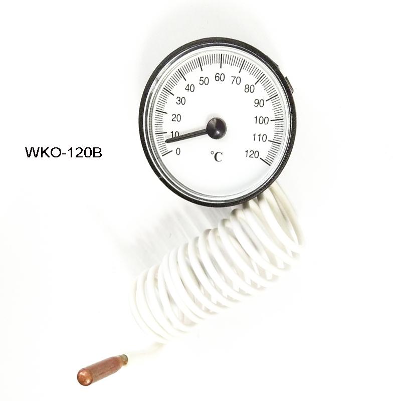 Temperaturanzeige Für Kapillarthermometer 0-120 ° C Wasserflüssigkeit Messen