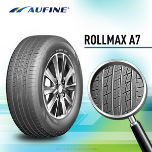Low noise radial car tyre popular patterns with high wear resistant
