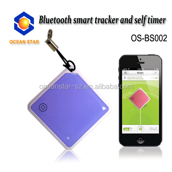 China wholesale bluetooth finder with alarm car key finder luggage finder