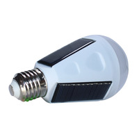 High quality low price 7/12W AC85-265V waterproof IP65 Rechargeable Solar Emergency Bulb