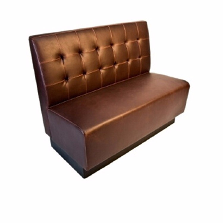 Bf007 Restaurant Modern Leather Booth Seating Buy Restaurant Booth Seating Leather Booth