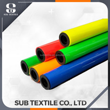 PU based flex wholesale heat transfer vinyl film for textile sportswear and t-shirt