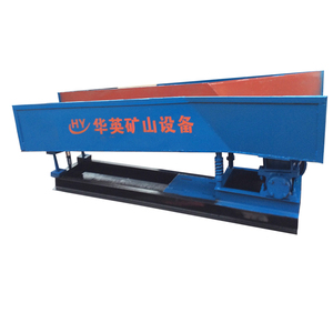 CZG series Iron ore vibrating feeder specification in Henan zhengzhou