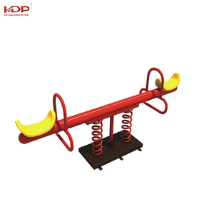 High Quality Anti-crack Plastic Playground Toddler Seesaw