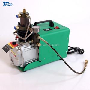 hpa air compressor 310 bar pcp pump 4500psi
