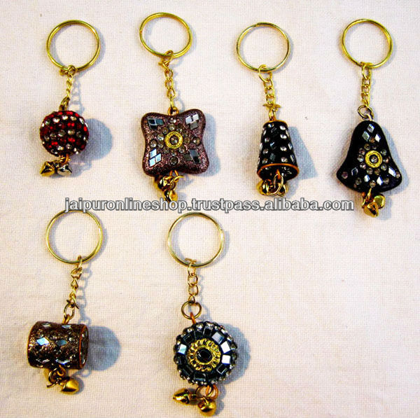Handcraft Custom design Keychain