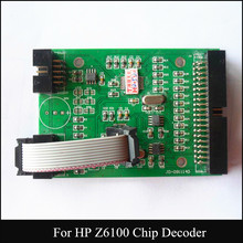 Most Popular high quality chip decoder for hp z6100 Decoder Board