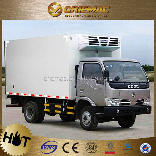 Dongfeng refrigerator truck for sale on alibaba website
