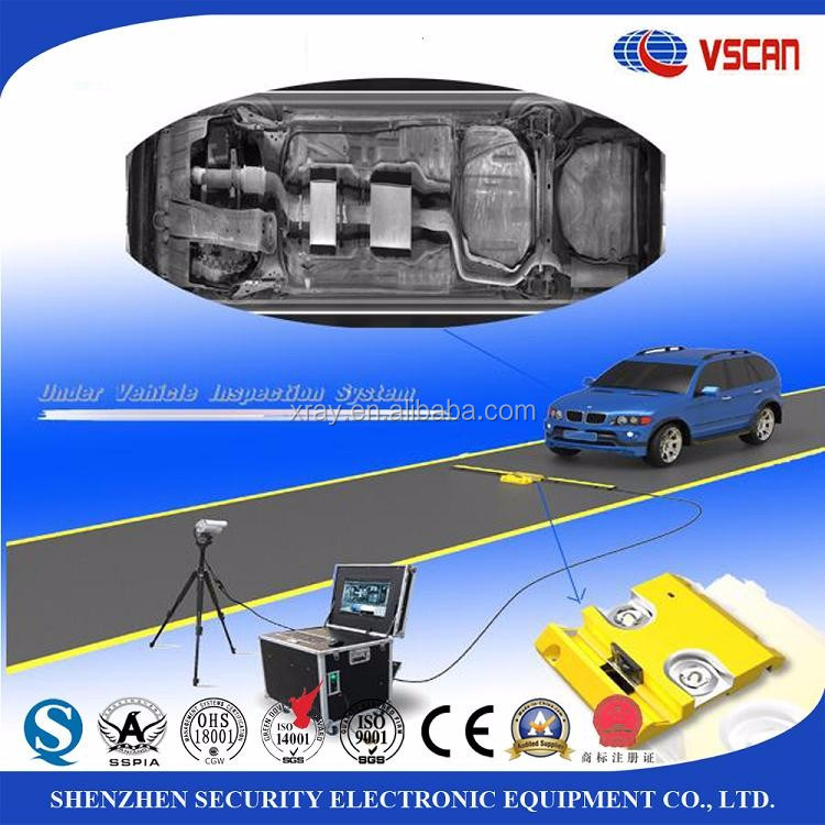 Under Vehicle Surveillance System for car bomb checking AT-3000