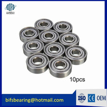 15 years Manufacturer Miniature Bearings 608zz skateboard bearings 608 waterproof skateboard bearings