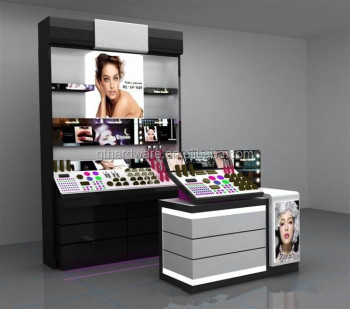 Retail Display Stand Cosmetische Product Display Stands maken up display stand