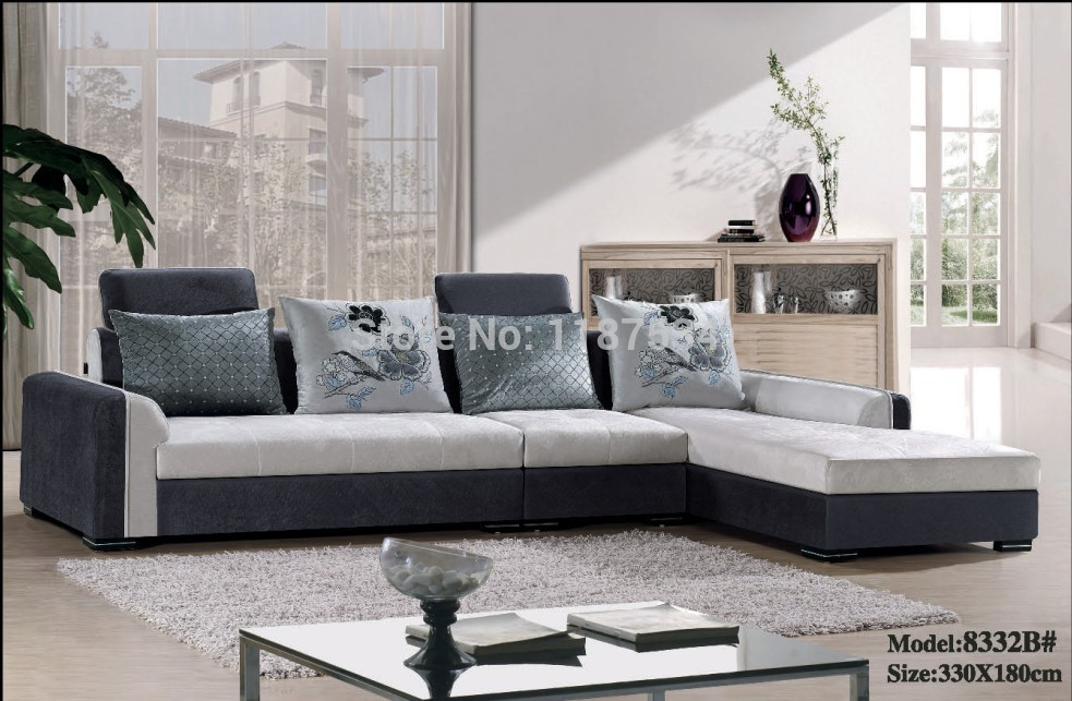 8332b high quality factory price home furniture living - Living room sets for cheap prices ...