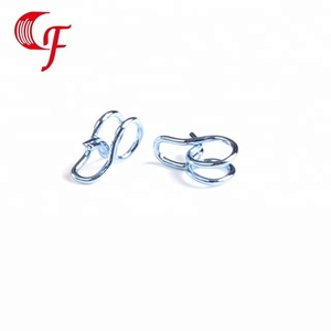 ISO9001,TS16949, RoHS compliant SUS spring hose clip
