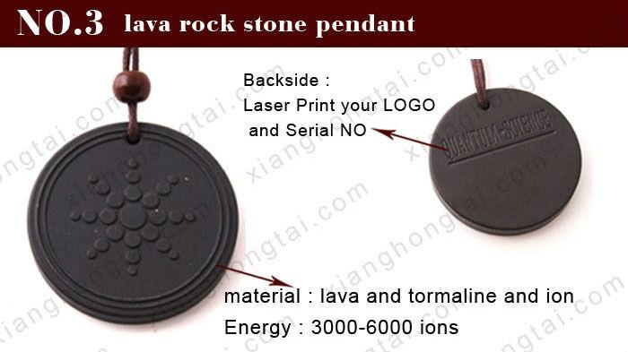 Scalar energy pendantquantum science lava stone pendant necklaces scalar energy pendant quantum science lava stone pendant necklaces with rhinestone mozeypictures Gallery