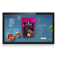 27 inch Digital Signage Advertising Display Android Tablet without touch RK3288