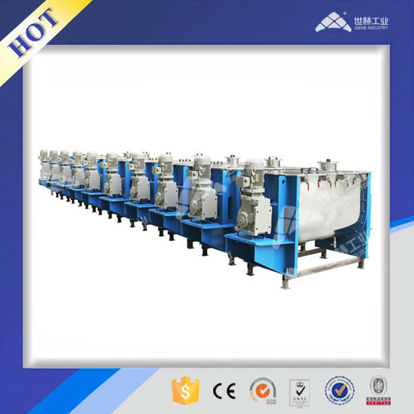 Clay Powder Mixing Machine
