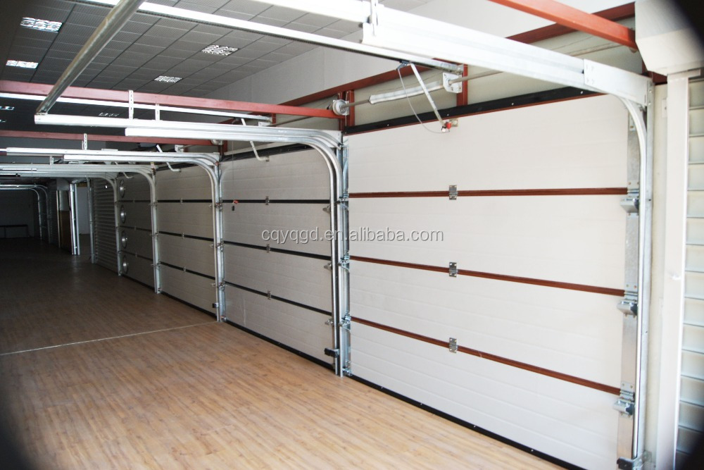 Sectional Garage Doors Product : Automatic galvanized aluminum sectional garage doors ce