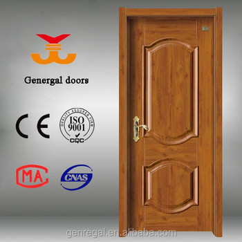 Eco friendly wood grain melamine door buy wood grain for Eco friendly doors