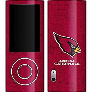 NFL Arizona Cardinals iPod Nano (5G) Video Skin - Arizona Cardinals Distressed Vinyl Decal Skin For Your iPod Nano (5G) Video