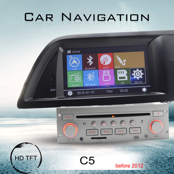For Citroen C5 Car Radio Tv Dvd With Gps Navigation Buy For