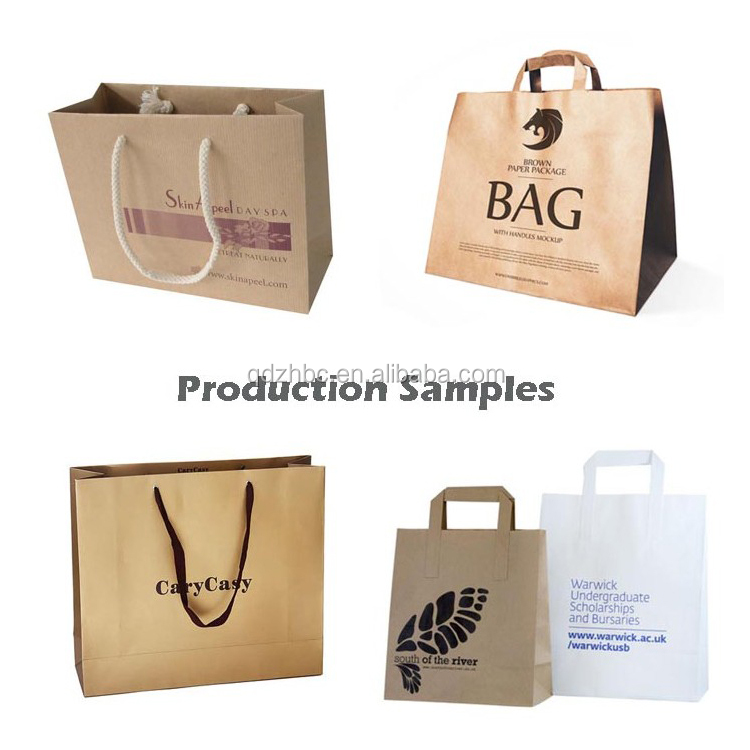 Promotional Kraft Bags
