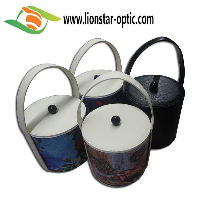 Customized High Quality Plastic Beer/Wine Ice Bucket for refrigarate and fresh drinks for hotel,bar and KTV