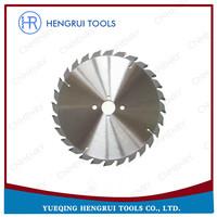 High reliable circular sawmill blades