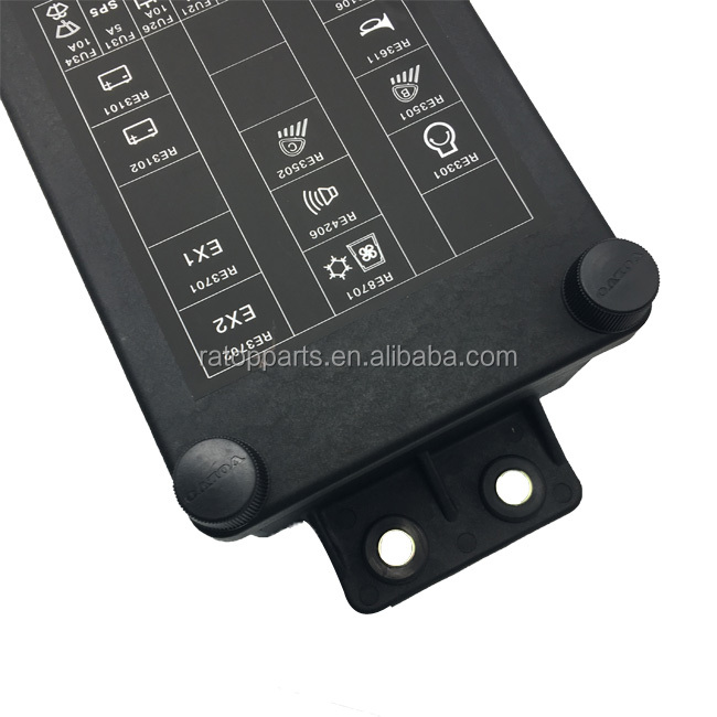 High Quality Hot Sale Excavator Parts Electrical Plate VOE14683137 14683137 VOE14641189 14641189 EC210B Fuse Box