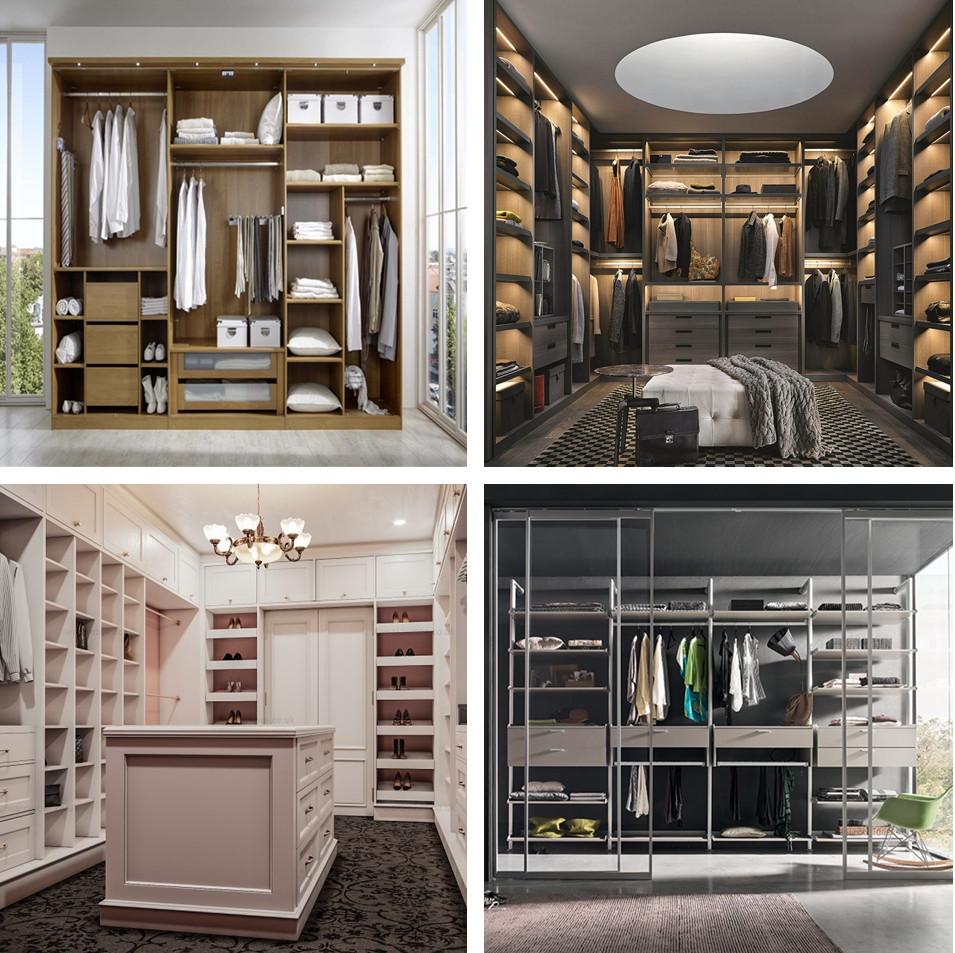 Bedroom Walk In Wardrobe Closet No Doors Cabinet Furniture Buy Wardrobe Closet Wardrobe Walk In Closet Product On Alibaba Com