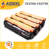 Hight Quality compatible toner CE270 series for HP CP5525N