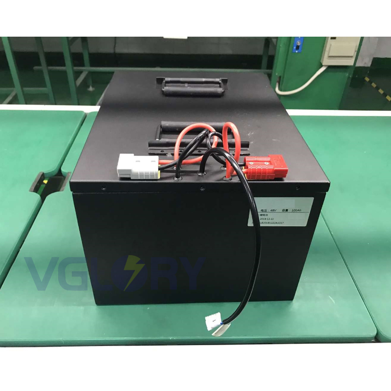 Run well under extreme temperature 48v 60ah lithium battery