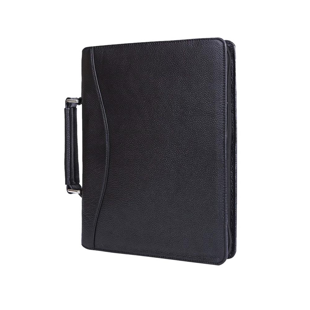 Report Cover Portfolio PU Leather Presentation Folder Printing Services
