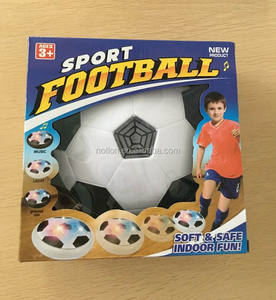 new indoor football electronics sports goals hover soccer ball with low price