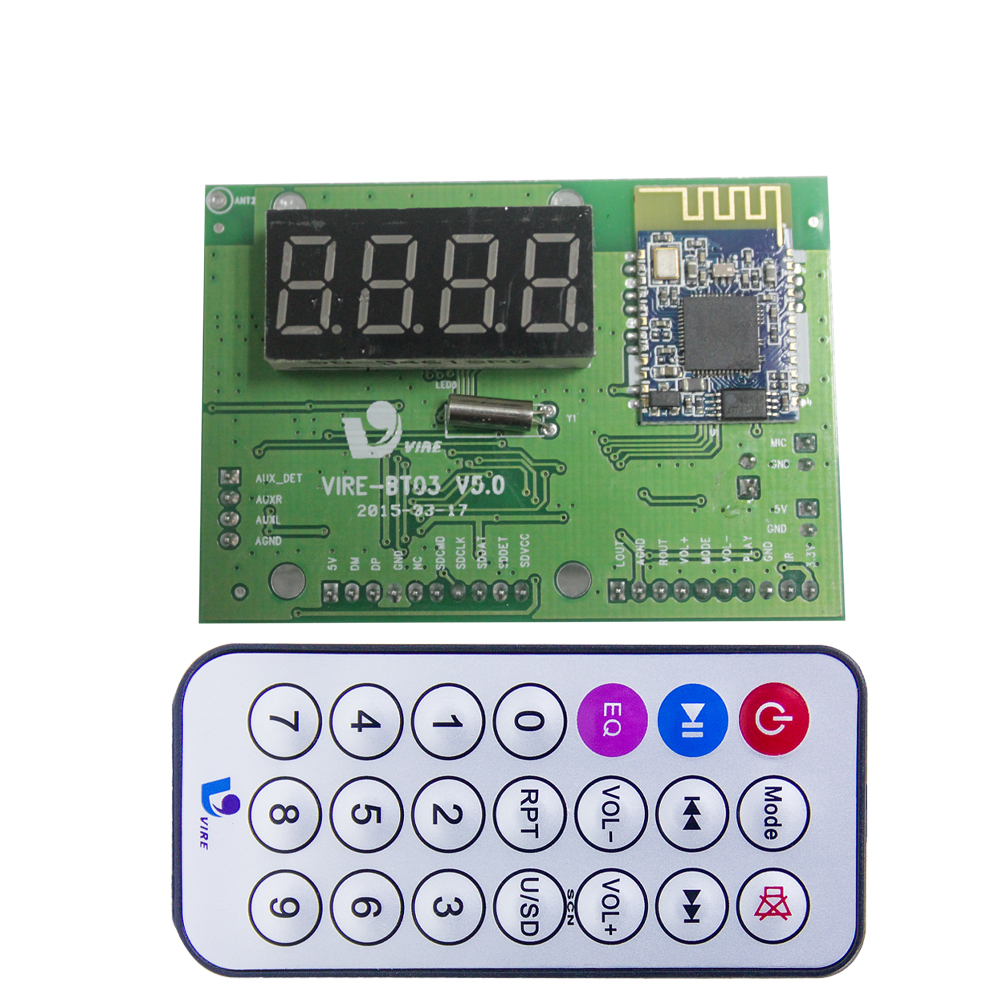 Mp3 Fm Radio Receiver Circuit Electronic Boards Pcba Bluetooth Audio Board Buy Circuitelectronic Pcbabluetooth