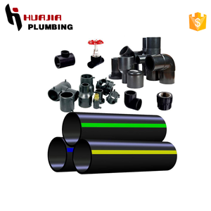 JH0539 poly pipe fittings hdpe pipe fitting brand name irrigation pipe fittings