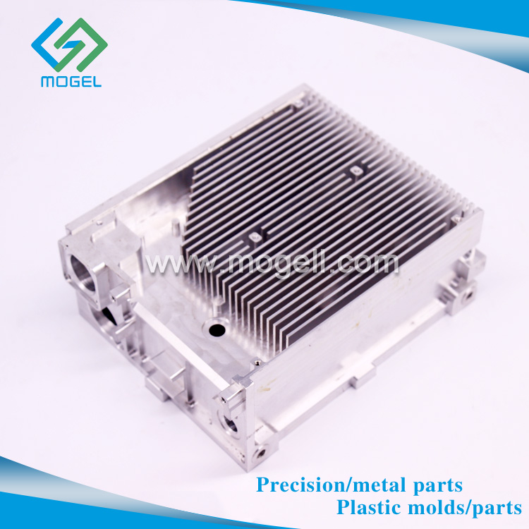 Professional high quality custom aluminum heatsink price for installation