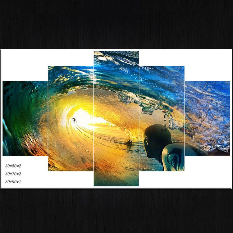 Wholesale wall decor modern art printings custom giclee prints