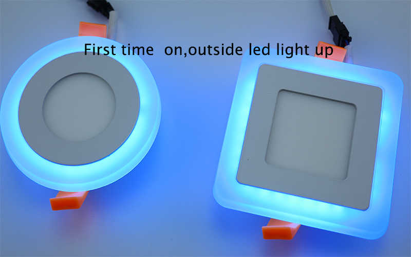 New Design Looking For Jordan Agents Ultra Thin Round Led False ...