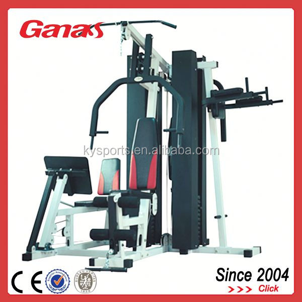 High quality 5 -multi Station strength building fitness machine