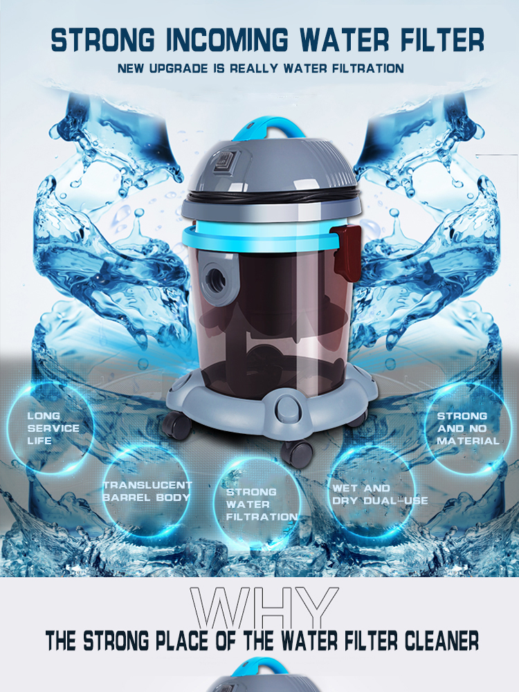 multifunction water filter vacuum cleanerwater suction vacuum cleaner - Vacuum Cleaners With Water