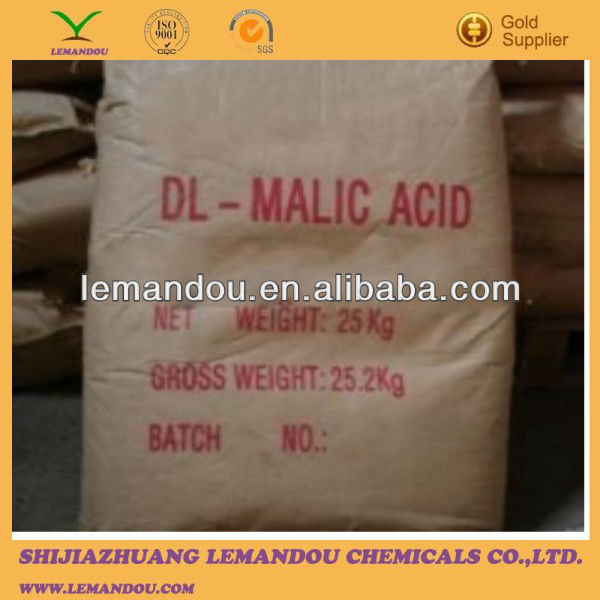 L-Malic Acid / DL-Malic Acid for food &beverage