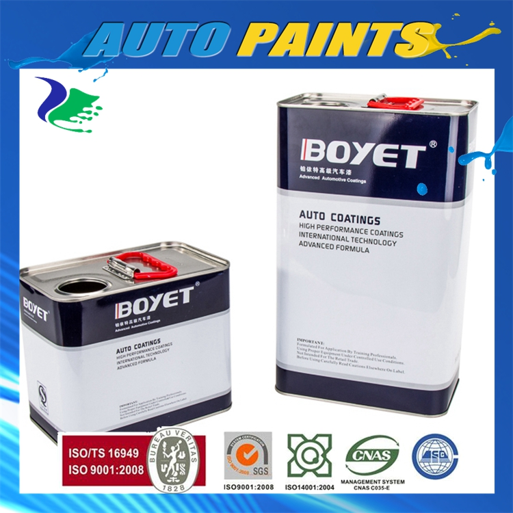 Customized Oem Cheap Auto Acrylic Paint