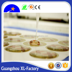 Crystal Logo 3D Gel Domed Custom Epoxy Stickers Epoxy labels,Adhesive custom wholesale printing PU dome sticker