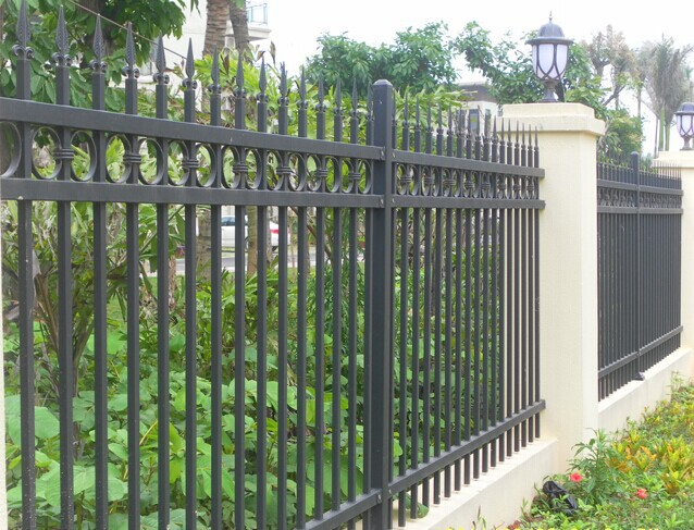 Galvanized Steel Fence Panels,Metal Fence Panels