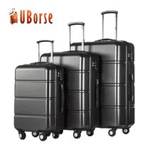 Hard Case luggage trolly bags,trolley ABS PC luggage case luggage trolly bags,travel luggage bags