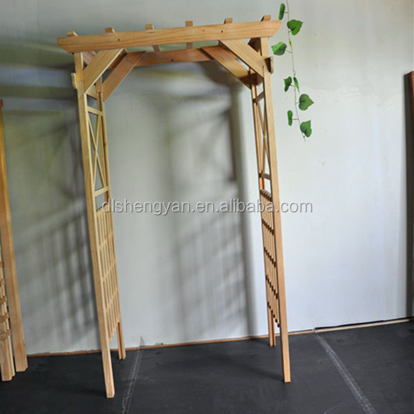 Eco-friendly Great Value Simple Chinese Garden Arches For Sale ...